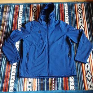 Eddie Bauer FAGE Size Extra Large Jacket
